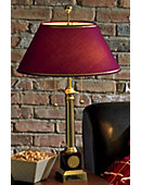 1516A Boston College Brass Table Lamp