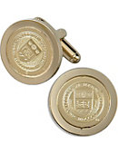 Boston College Gold Plated Cufflinks