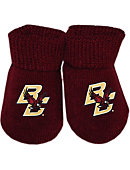 Boston College Baby Booties