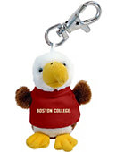 Boston College Plush Keytag