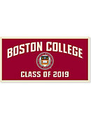Boston College 18'x36' Class of 2019 Banner