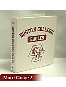 Boston College Eagles 1' Inch Vinyl Binder
