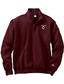 1607C Boston College Quarter-Zip Fleece Pullover