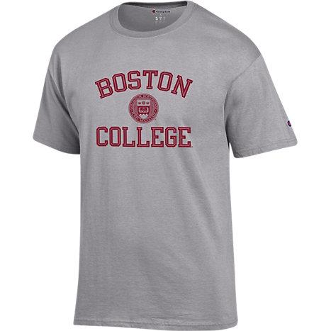 Boston College Short Sleeve T Shirt Boston College