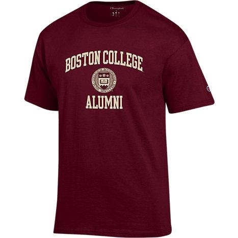 Boston College Alumni T Shirt Boston College
