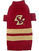 Boston College Eagles Dog Sweater