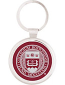 Boston College Keychain