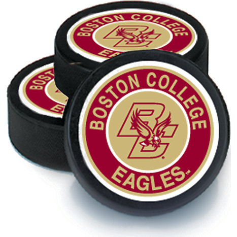 Product: Boston College Hockey Puck