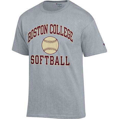 Boston College Softball T Shirt Boston College