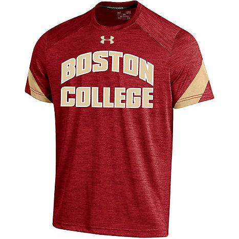 1603d2 Boston College Short Sleeve Microstripe T Shirt