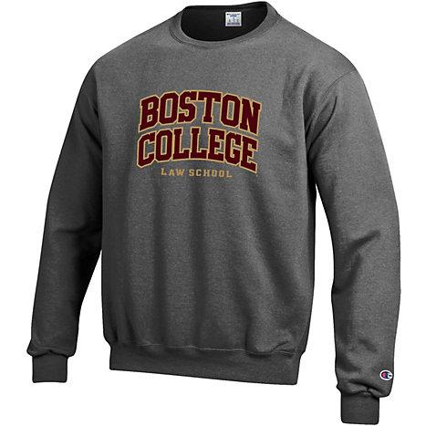 Boston College Law School Crewneck Sweatshirt | Boston College