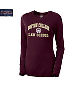 Boston College Law School Women's Long Sleeve T-Shirt