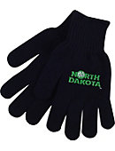 University of North Dakota Knit Gloves