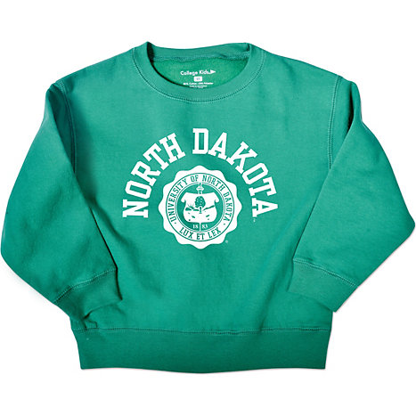 University of North Dakota Toddler Crewneck Sweatshirt ...