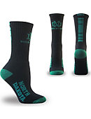 University of North Dakota Crew Socks