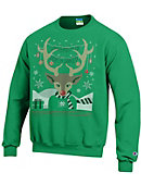 University of North Dakota Ugly Sweater Crewneck Sweatshirt