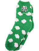 University of North Dakota Women's Plush Socks