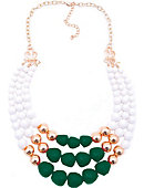 University of North Dakota Terrace Statement Necklace