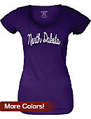 University of North Dakota Women's Scoopneck T-Shirt