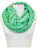 University of North Dakota Knit Infinity Scarf