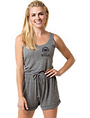 University of North Dakota Women's Romper