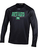 University of North Dakota Performance Crewneck Fleece