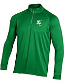 University of North Dakota Nu-Tech Performance 1/4 Zip Fleece Pullover