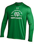 University of North Dakota Tech Long Sleeve T-Shirt