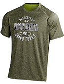 Under Armour University of North Dakota Property Of' Tech T-shirt