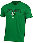 Under Armour University of North Dakota Short Sleeve T-shirt