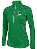 Under Armour University of North Dakota Women's Performance 1/2 Zip Top