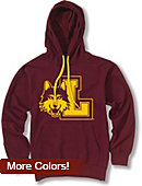 Loyola University Chicago Ramblers Hooded Sweatshirt