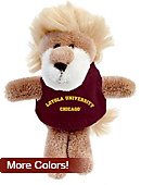Loyola University Chicago Ramblers Plush Magnet