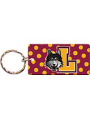 Loyola University Chicago Ramblers Keychain with Mirror