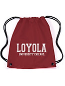 Loyola University Chicago Nylon Equipment Carrier Bag