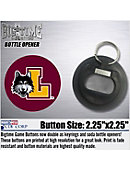 Loyola University Chicago Ramblers Bottle Opener Key Chain
