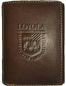Loyola University Chicago Tri-Fold Wallet