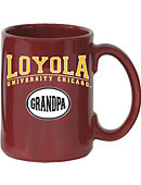 Loyola University Chicago Grandpa El Grande Medallion Mug
