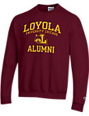 Loyola University Chicago Alumni Crewneck Sweatshirt