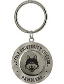 Loyola University Chicago Ramblers Keychain