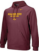 Nike Loyola University Chicago Ramblers Therma Fit Hooded Sweatshirt