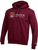 Loyola University Chicago Medicine Hooded Sweatshirt