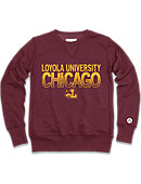 Loyola University Chicago Ramblers Crewneck Sweatshirt