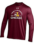 Under Armour Loyola University Chicago Ramblers Tech Long Sleeve T-Shirt