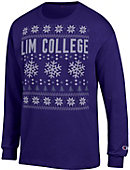 LIM The College for the Business of Fashion Ugly Sweater Long Sleeve T-Shirt