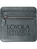 Loyola University New Orleans Leather Wallet