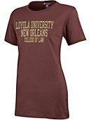 Loyola University New Orleans College of Law Women's Campus T-Shirt