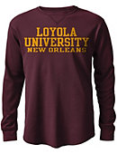 Loyola University New Orleans Watch Hill Waffle Long Sleeve T-Shirt