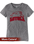 Loyola University New Orleans Wolf Pack Women's T-Shirt
