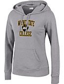 Wayne State College Wildcats Women's Hooded Sweatshirt